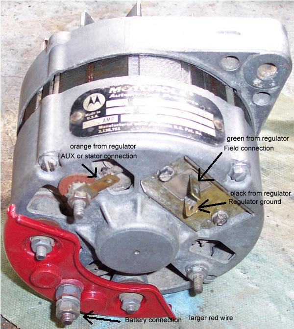 1970 AMS ALTERNATOR WIRING - The AMC Forum ford f100 alternator wiring diagram TheAMCForum.com